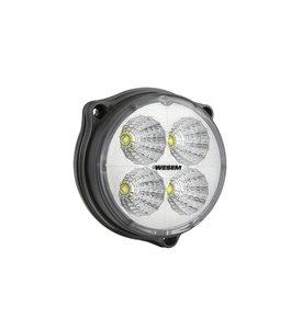 LED Werklamp Breedstraler 1500LM + Kabel + FF Glas voorkant