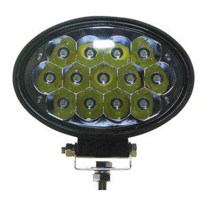 65W LED Werklamp 20° Verstraler 5850LM Ovaal