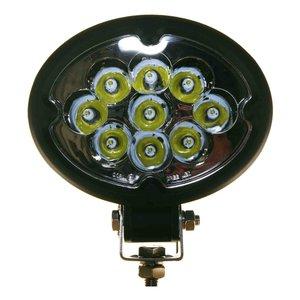 27W LED ovale verstraler