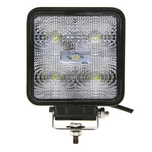 15W LED Werklamp Vierkant