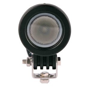 10W LED breedstraler rond