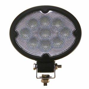27W LED Ovale Breedstraler