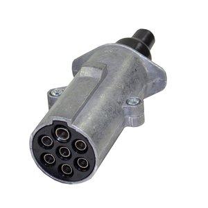 24V 7-Polige Stekker Aluminium Type N