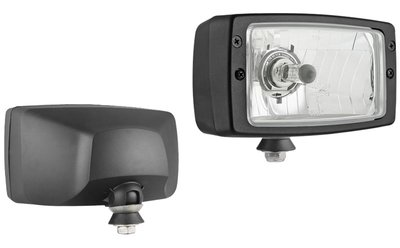 koplamp, H4, 184x102x108, 12V
