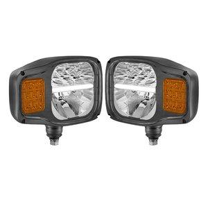 Set LED Koplampen Links + Rechts