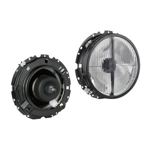 Koplamp VW Golf I Tuning, Lampglas: Ø178mm