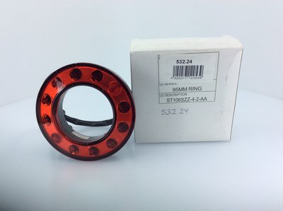 Perei LED Ring Achterlicht + Remlicht 24V