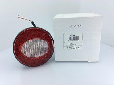 Perei LED Achterlicht 120mm
