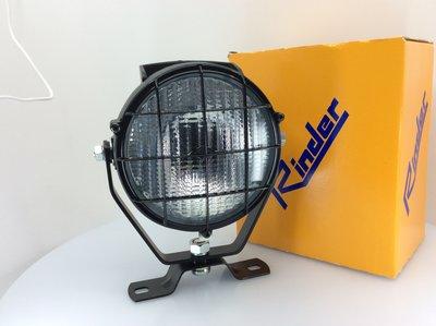 Rinder Halogeen Werklamp Rond 461.00