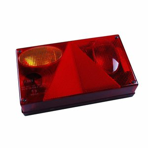 GEKA Achterlicht 5 Lichtfuncties Links