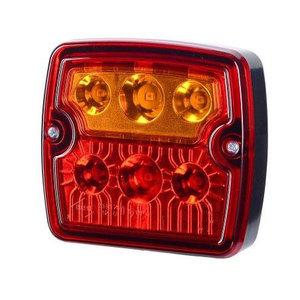 Horpol LED Achterlicht Vierkant 5P LZD 2102