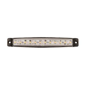 LED Voormarkering Wit Lang 12V