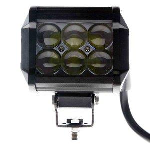 18W 4D Ledbar Verstraler