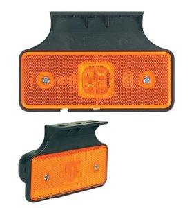 LED Zijmarkering Oranje 12V of 24V