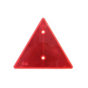 Reflector Driehoek Rood