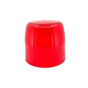Rood Losse Lens Voor Dasteri 460 serie zwaailampen