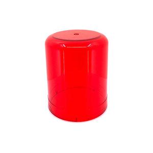 Rode Losse Lens Voor Dasteri 410 serie zwaailamp