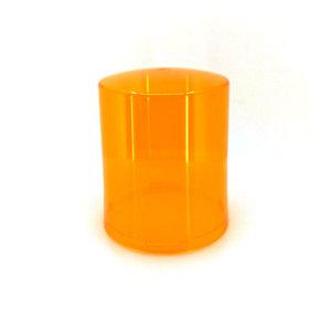 Oranje Losse Lens Voor Dasteri 425 en 426 Serie Zwaailamp