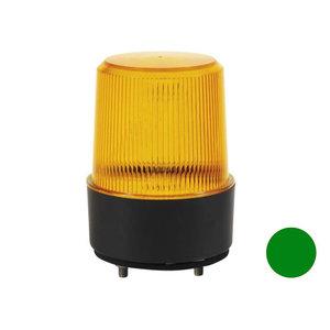 Led flitslamp Vlakke Montage Groen