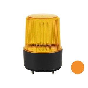 Led flitslamp Vlakke Montage Oranje