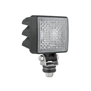Wesem LED Werklamp Vierkant 800LM + AMP-Superseal