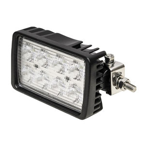 40W LED Werklamp Breedstraler 90° 4000LM Zijbevestiging