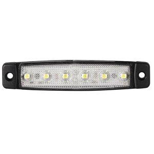 LED Voormarkering wit 12V