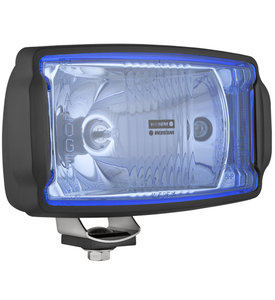 Verstraler HP5 Blauw Met LED stadslicht