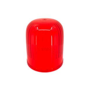 Rode Losse Lens Voor Dasteri 430 serie zwaailampen