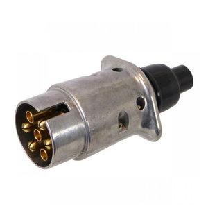 7-Polige Stekker Aluminium