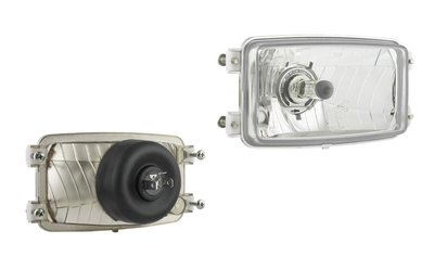 Koplamp H4 173x93x79 Incl 12V Lamp