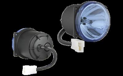 HM4 Halogeen Verstraler + AMP Faston Connector + 0,2m kabel