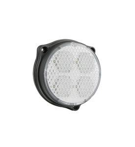 LED Werklamp Breedstraler 1500LM + Kabel + Standaard Glas voorkant