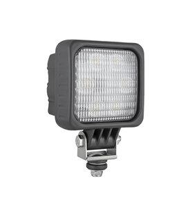 LED Werklamp Breedstraler 2500LM + AMP Superseal voorkant