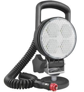 LED Werklamp Breedstraler 2000LM + Kabel + Sigarettenplug + Schakelaar + Case