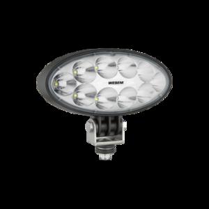 LED Werklamp Verstraler 4000LM + AMP Faston
