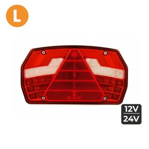 LED Achterlicht Links 6 Functies + Dynamische richtingaanwijzer