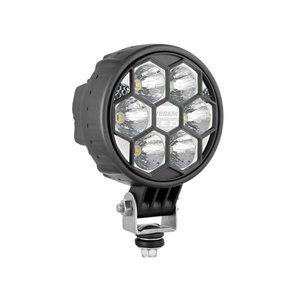 LED Werklamp Rond Verstraler 2500LM + Deutsch-DT