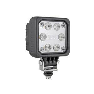 LED Werklamp Verstraler 1500LM 48V + AMP Superseal
