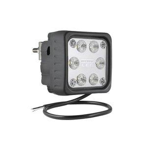 LED Werklamp Verstraler 1500LM + Kabel + Achtermontage