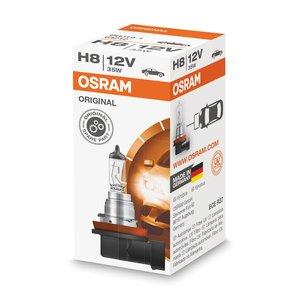 Osram H8 12V Halogeenlamp PGJ19-1 Original Line