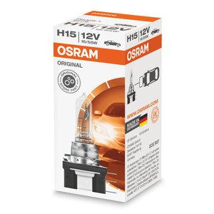 Osram H15 Halogeen Lamp 12V PGJ23t-1 Original Line