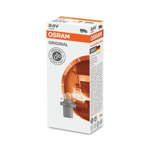 Osram Gloeilamp 24V Original Line Grijs B8.5d 10 Stuks