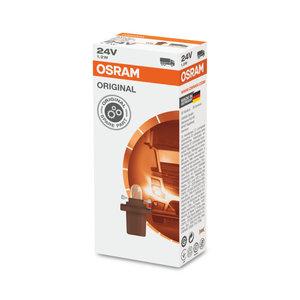 Gloeilamp BX8.5d 24V 1,2W Osram Original 10 Stuks