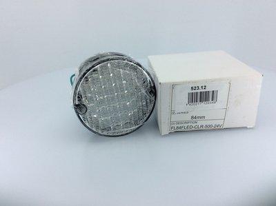 Perei LED Voorlamp Richtingaanwijzer 84mm