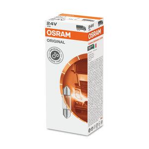 Osram Gloeilamp 24V Original Line SV8.5-8 10 Stuks