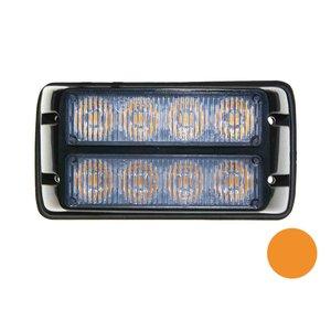LED flitser 8-voudig dubbel