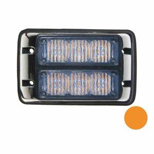 LED flitser 6-voudig dubbel