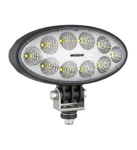 LED Werklamp Breedstraler 4000 Lumen + Deutsch DT voorkant
