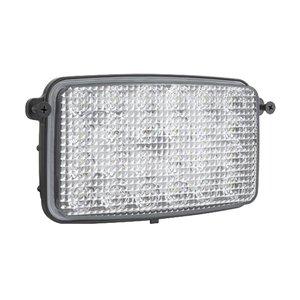 Wesem Inbouw LED Werklamp Dakrand Zonder Frame 165x92mm
